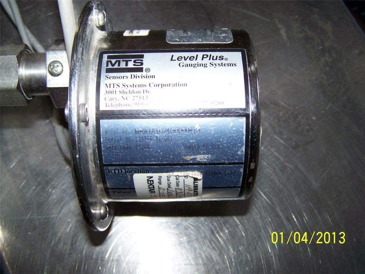 41 NEMA Type 4X 316L Housing MTS MRA1A1C24G0U0041S Level Plus Transmitter