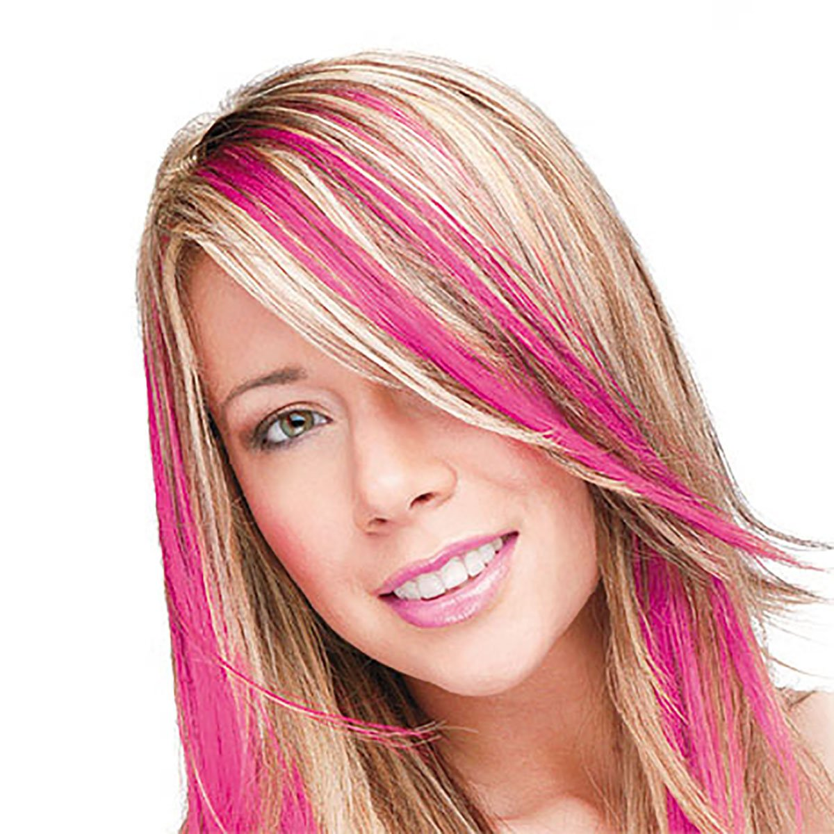 Smart Highlights Neon Pink Hair Colour Amazon Beauty