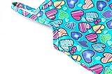 ATTRACO Baby Girls one Piece Swimsuit Ruffle Beach