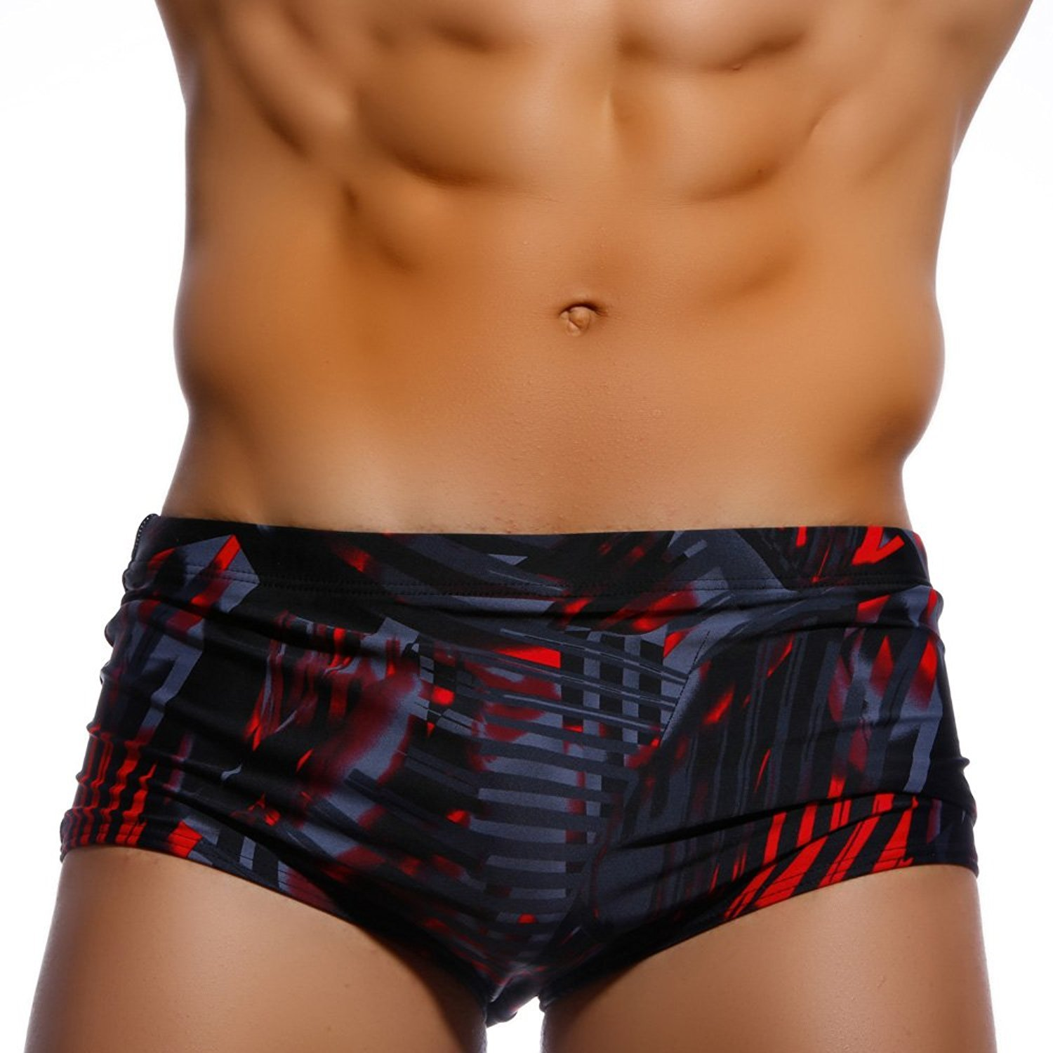 Taddlee Men Swimwear Traditional Cut Swimsuits Swim Bikini Board Shorts Trunks Foshan Xiongfeng Clothing Co. Ltd