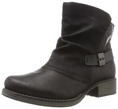 Womens Z9963 Boots, Blue, 3.5 UK Rieker