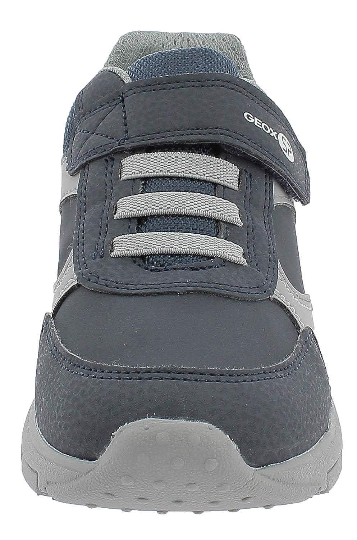 Geox strappo sportivo bambino j947na 0ce54 c0661 blu grigio