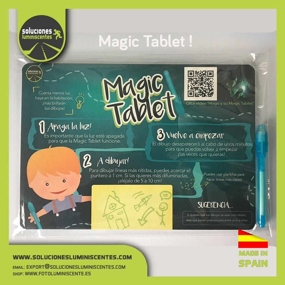 Magic Tablet