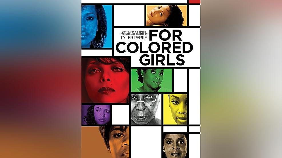For Colored Girls – die Tränen des Regenbogens [dt./OV]