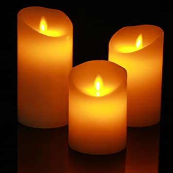 Outflower Simulation Von Kerzen Elektronische Kerze Hochzeit Led