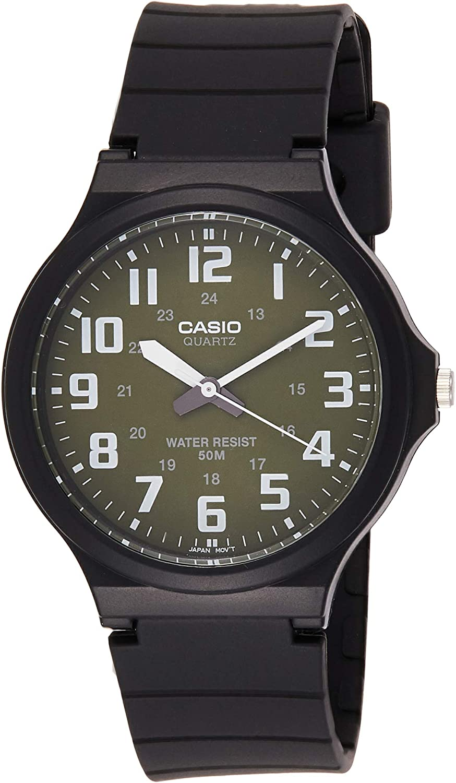 Casio Pour des hommes Watch Standard Reloj MW 240 3B: Amazon sKZLD