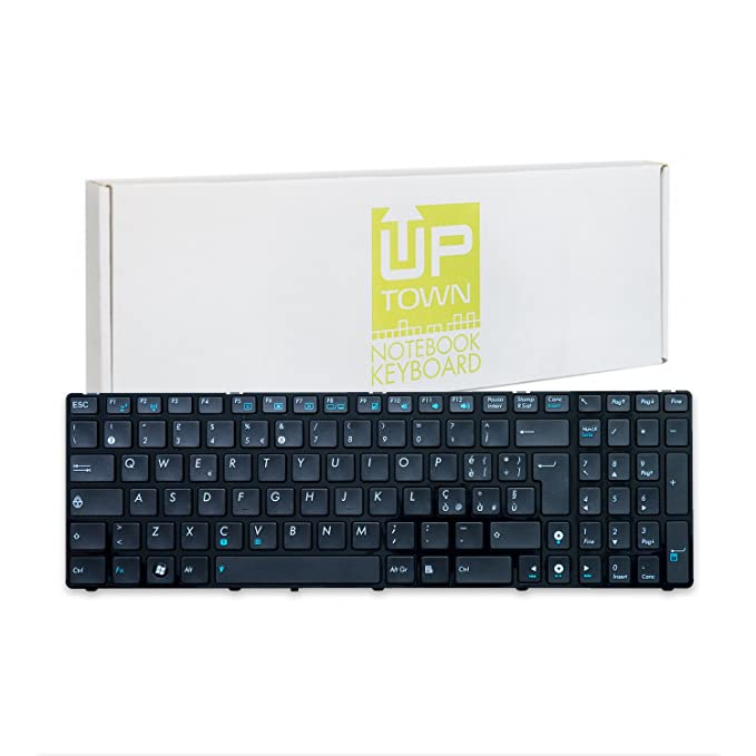 39 opinioni per UP PARTS® UP-KBU007- Tastiera Notebook