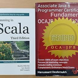 Amazon com: OCAJP Associate Java 8 Programmer Certification