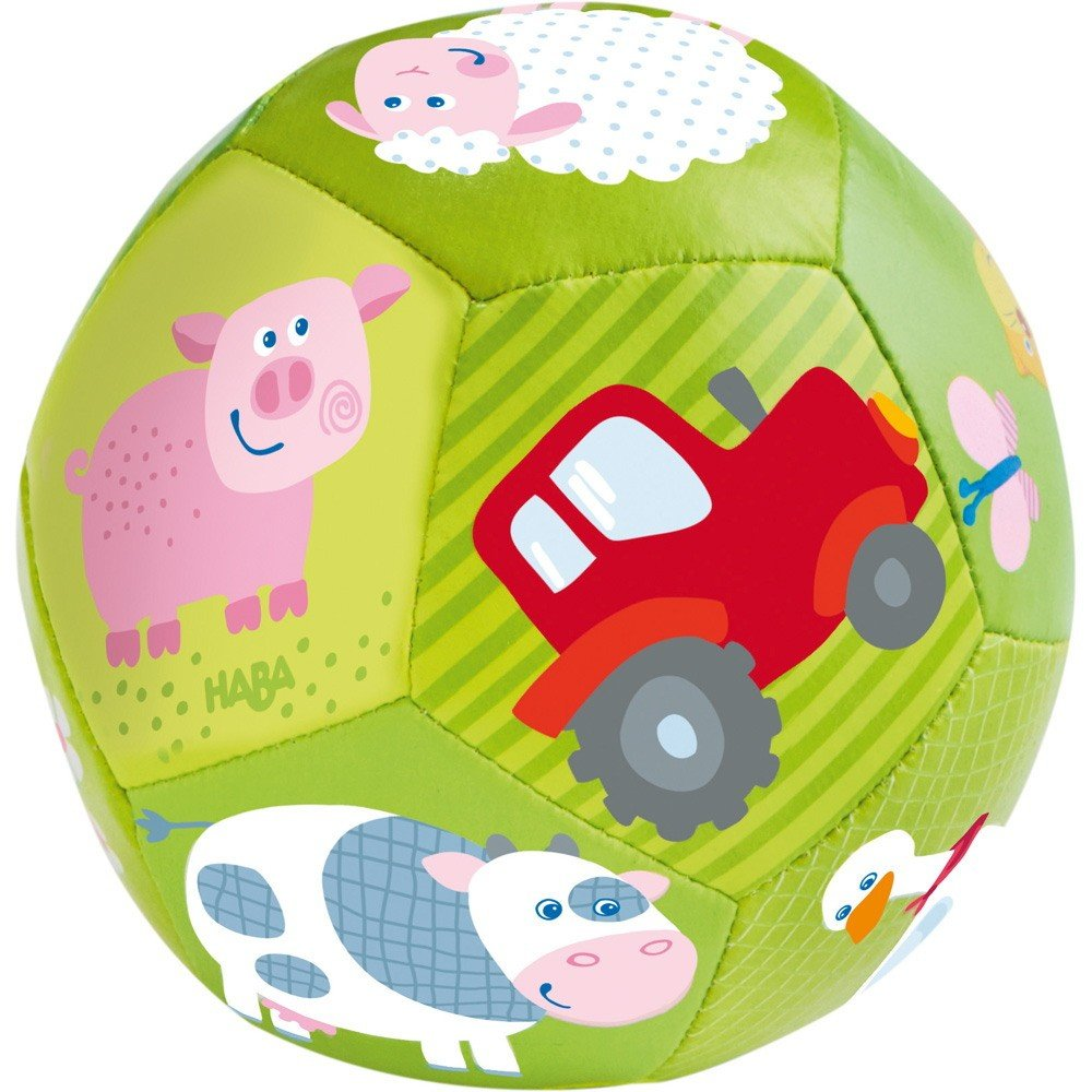 HABA Baby Ball on the Farm 4.5
