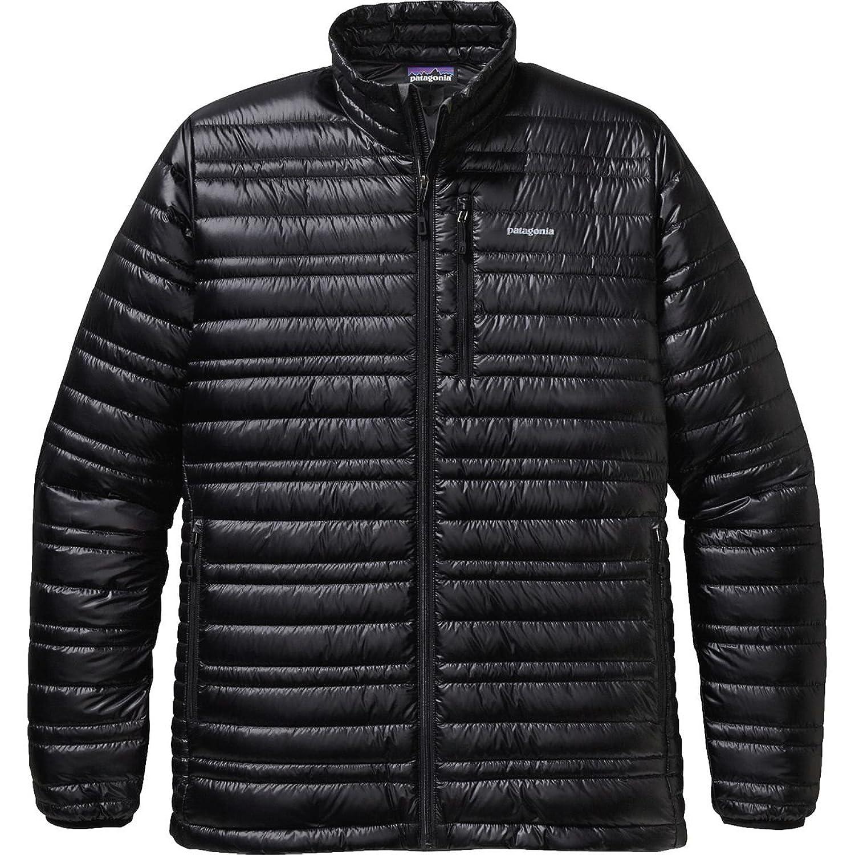 パタゴニア アウター ジャケット&ブルゾン Patagonia Ultralight Down Jacket Black aek [並行輸入品] B0714BZNB7 M