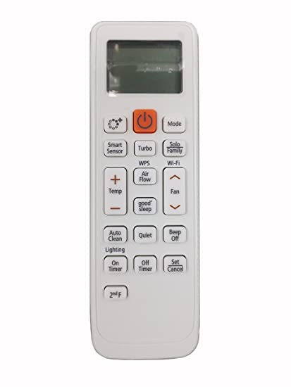 Amazon com: Meide DB93-11489Z Samsung A/C Air conditioning Remote