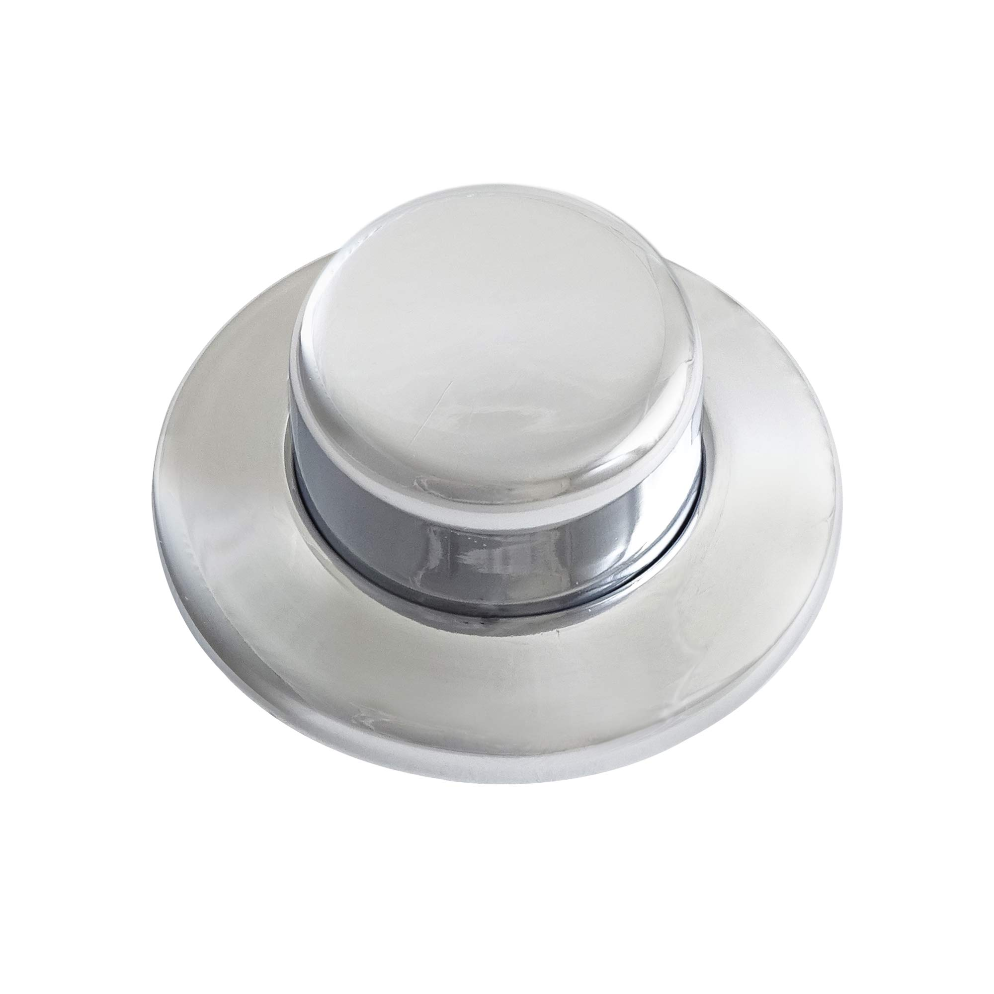 Raised Garbage Disposal Air Switch Button (Standard 2-Inch Length)