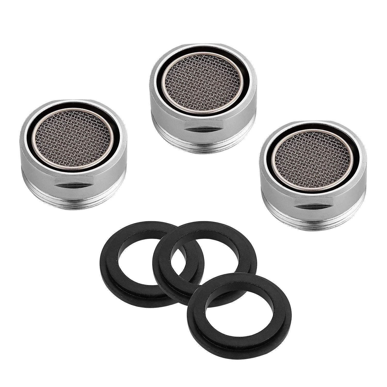 STARVAST 3 pcs Filtre /à robinet d/économie deau accessoires,mousseur robinet avec joint d/étanch/éit/é Pour cuisine et salle de bain