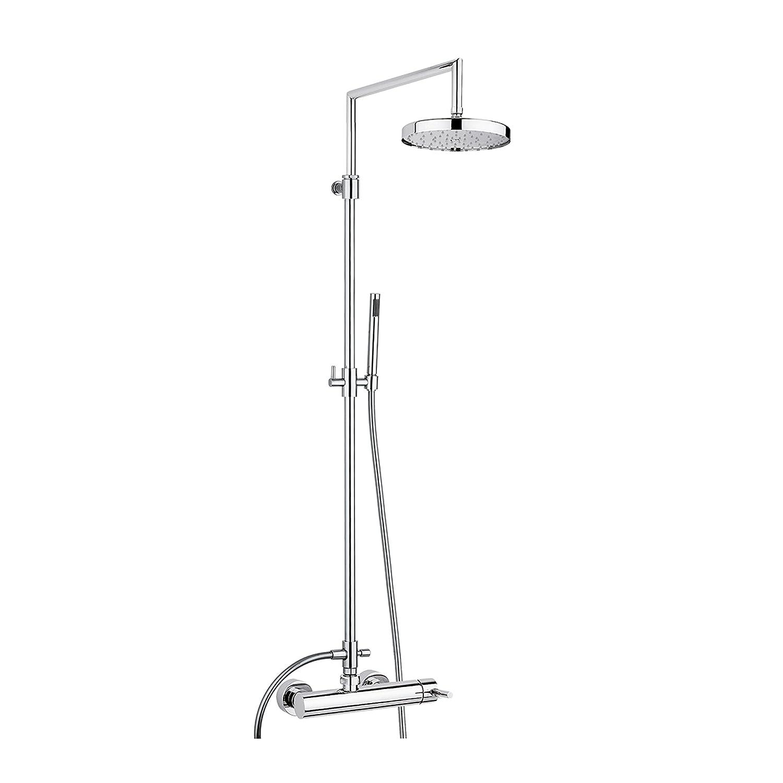 Bellosta 01 - 0409/5/1/SP columna de ducha con alcachofa y ...