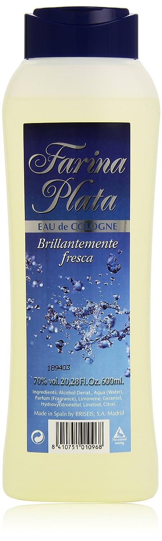 Briseis Farina Plata Colonia Fresca - 600 Ml 1279-10920