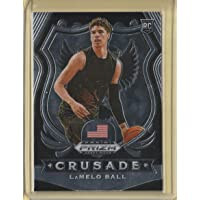 $24 » 2020-21 Panini Prizm Draft Picks #83 LaMelo Ball CR - Rookie Year