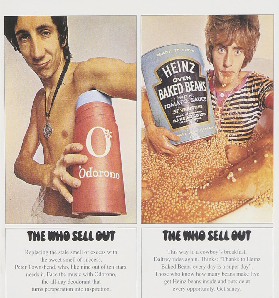 CD : The Who - Who Sell Out (Remastered)
