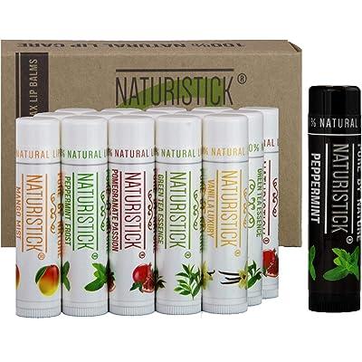 All-natural Lip Balms