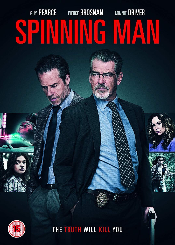 Spinning Man Edizione: Regno Unito Reino Unido DVD: Amazon.es ...
