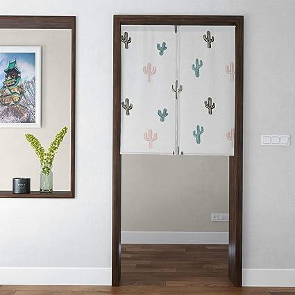 Amazon com: Japanese Style Tapestry Noren Door Hallway