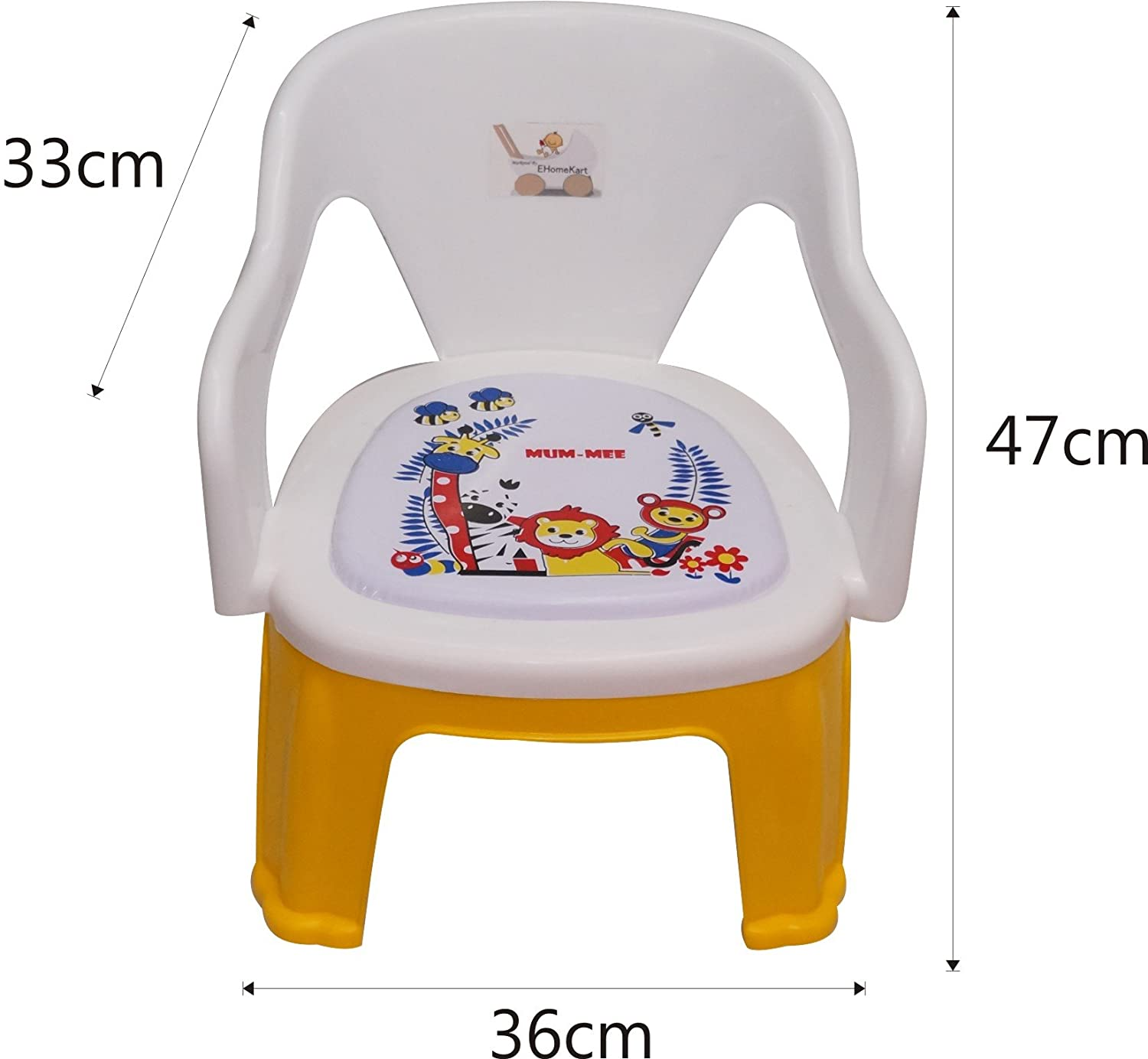Wondrous Buy Baby Chu Chu Chair For Kids 36 X 33 X 47 Cm Online Gmtry Best Dining Table And Chair Ideas Images Gmtryco