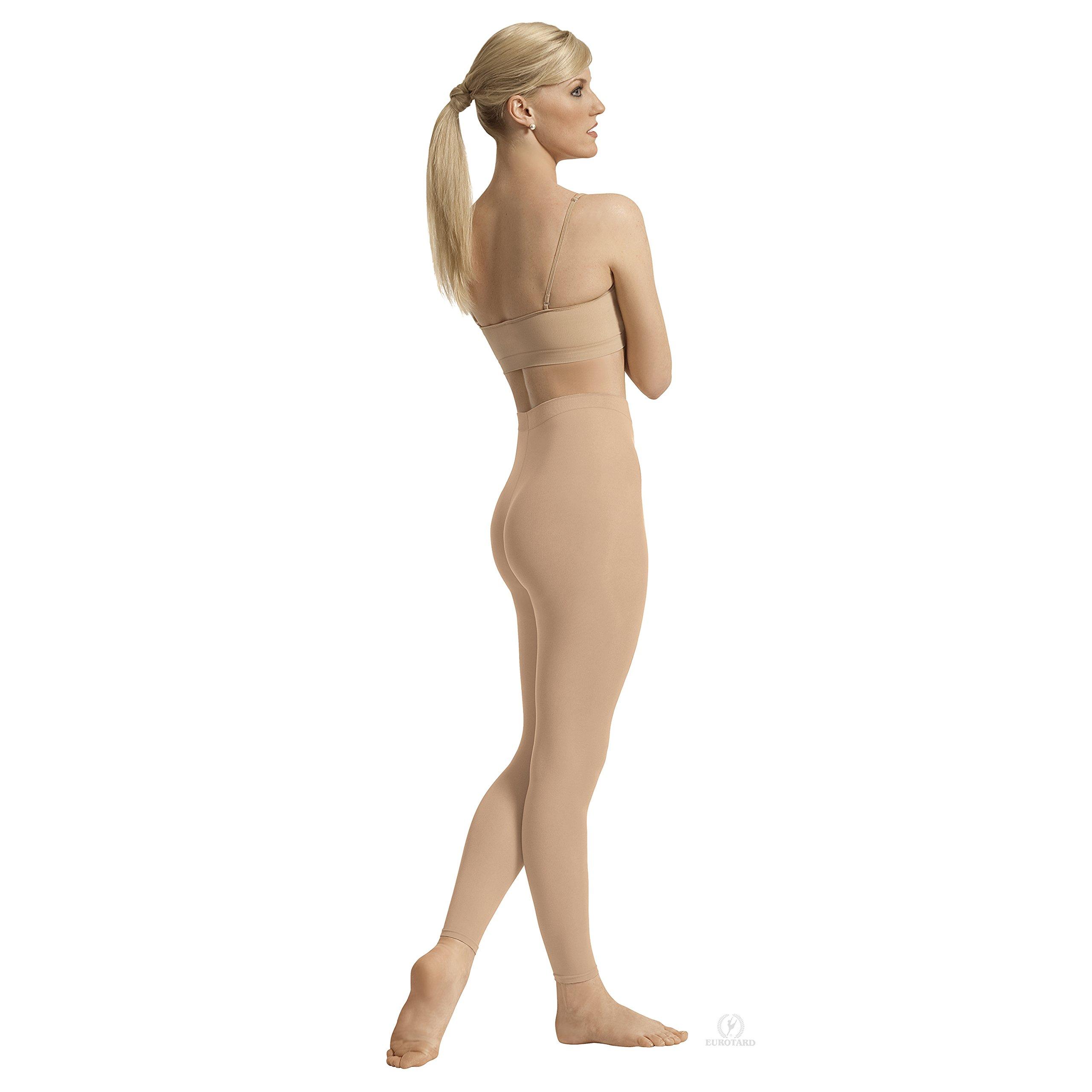 Eurotard 212 Women's Footless Tights