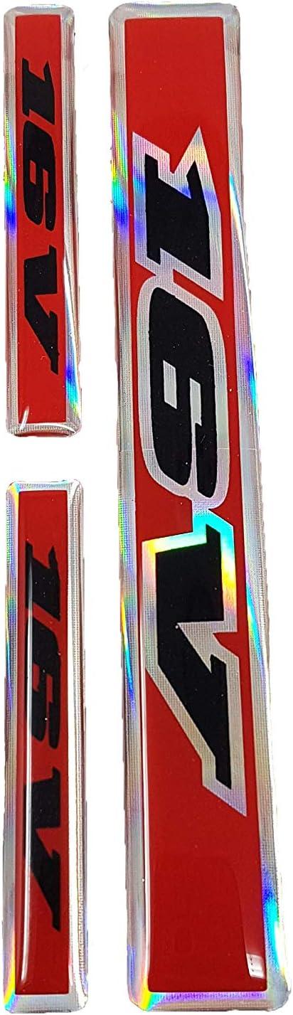 Adh/ésif 3D Plaque 16 V