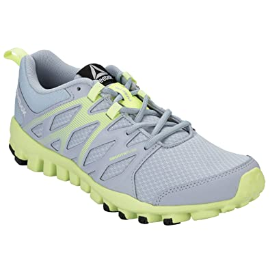 Reebok Womens Womens Realflex Train 4.0 Running Shoes in Grey - UK ... 71cd849cf