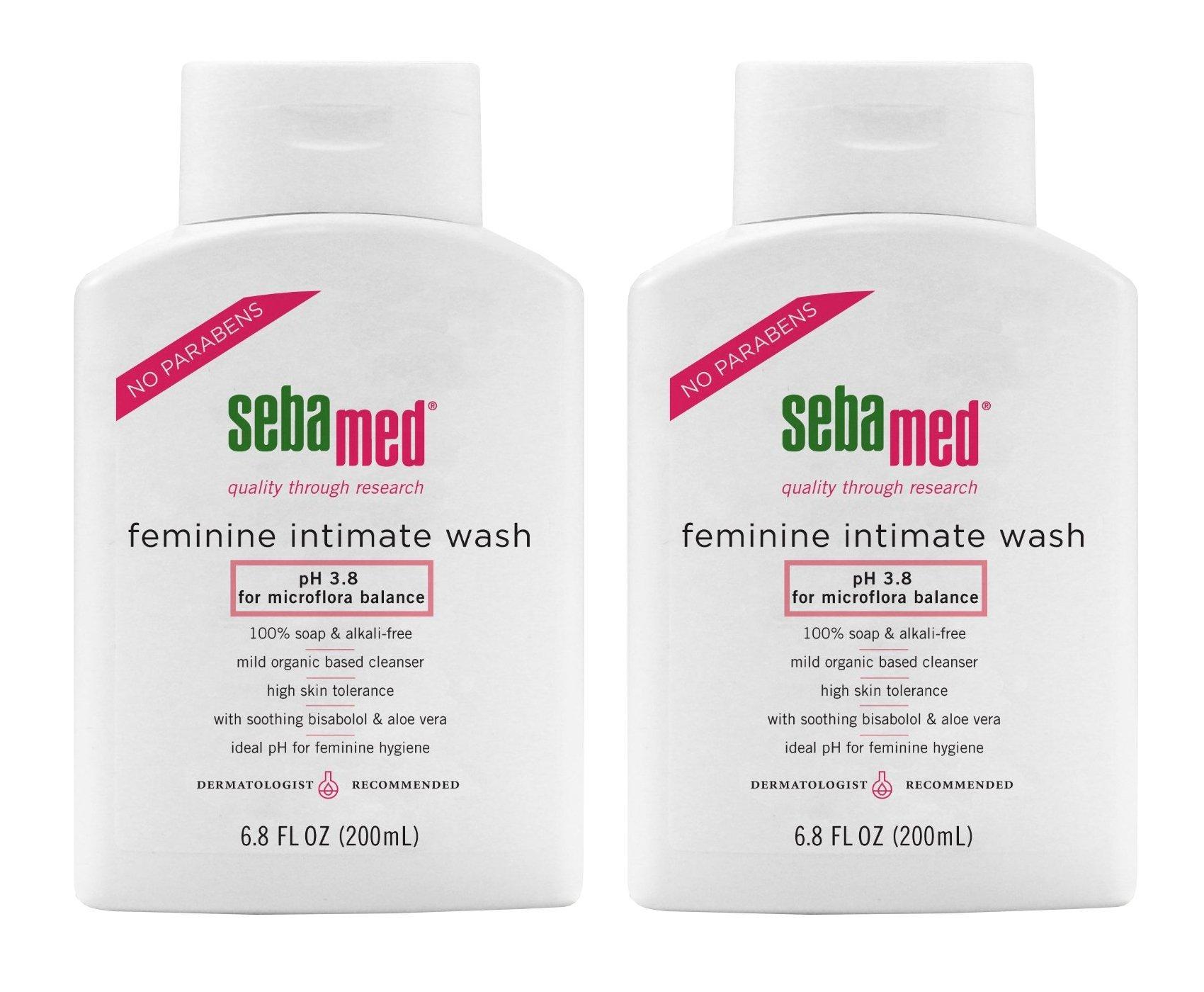Sebamed Feminine Intimate Wash, 2 Pack