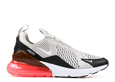 size 40 449cf 0560c RealMAX Unisex Air Max 270 Black Light Bone Hot Punch Mens Womens Running  Shoes