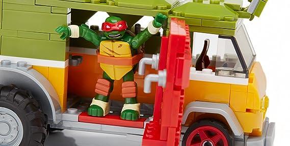 Mega Bloks - Fiesta en la furgo vehículos de Carreras ...