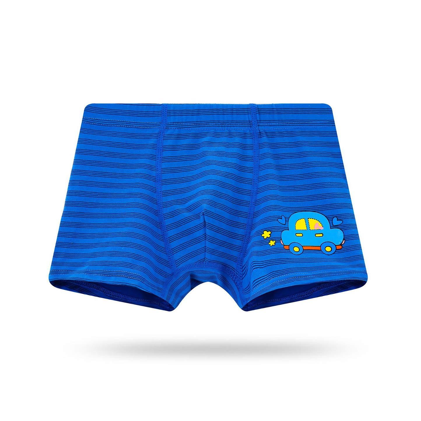 KK-Jim Little Boys Cartoon Boxers Briefs 3 Pack of Underwear for Toddlers,Teens