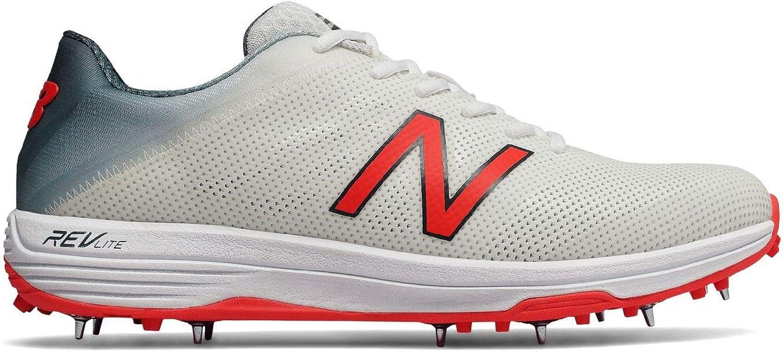 New Balance 10V3 Minimus - Zapatillas de críquet para Hombre, 11.5 UK: Amazon.es: Deportes y aire libre