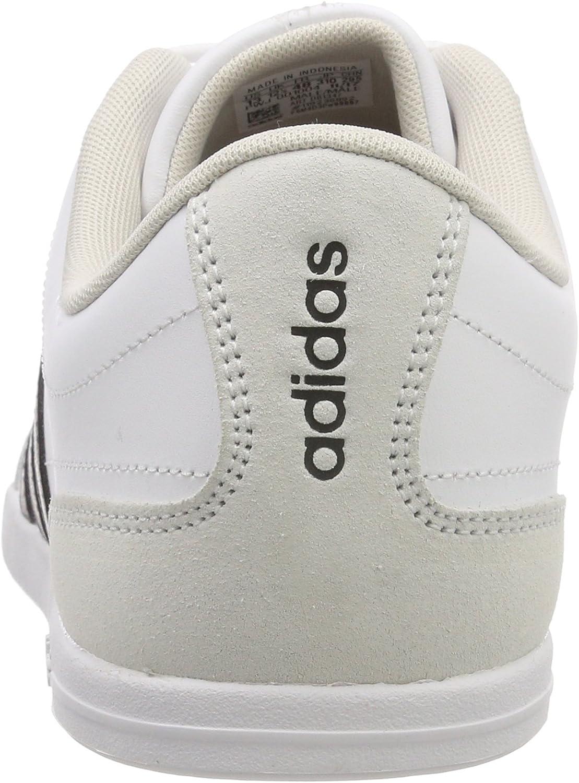 Ardiente Exitoso chupar  adidas Men's Caflaire Fitness Shoes, White (FTW Bla/Carbon/Pertiz 000), 9  UK: Amazon.co.uk: Shoes & Bags