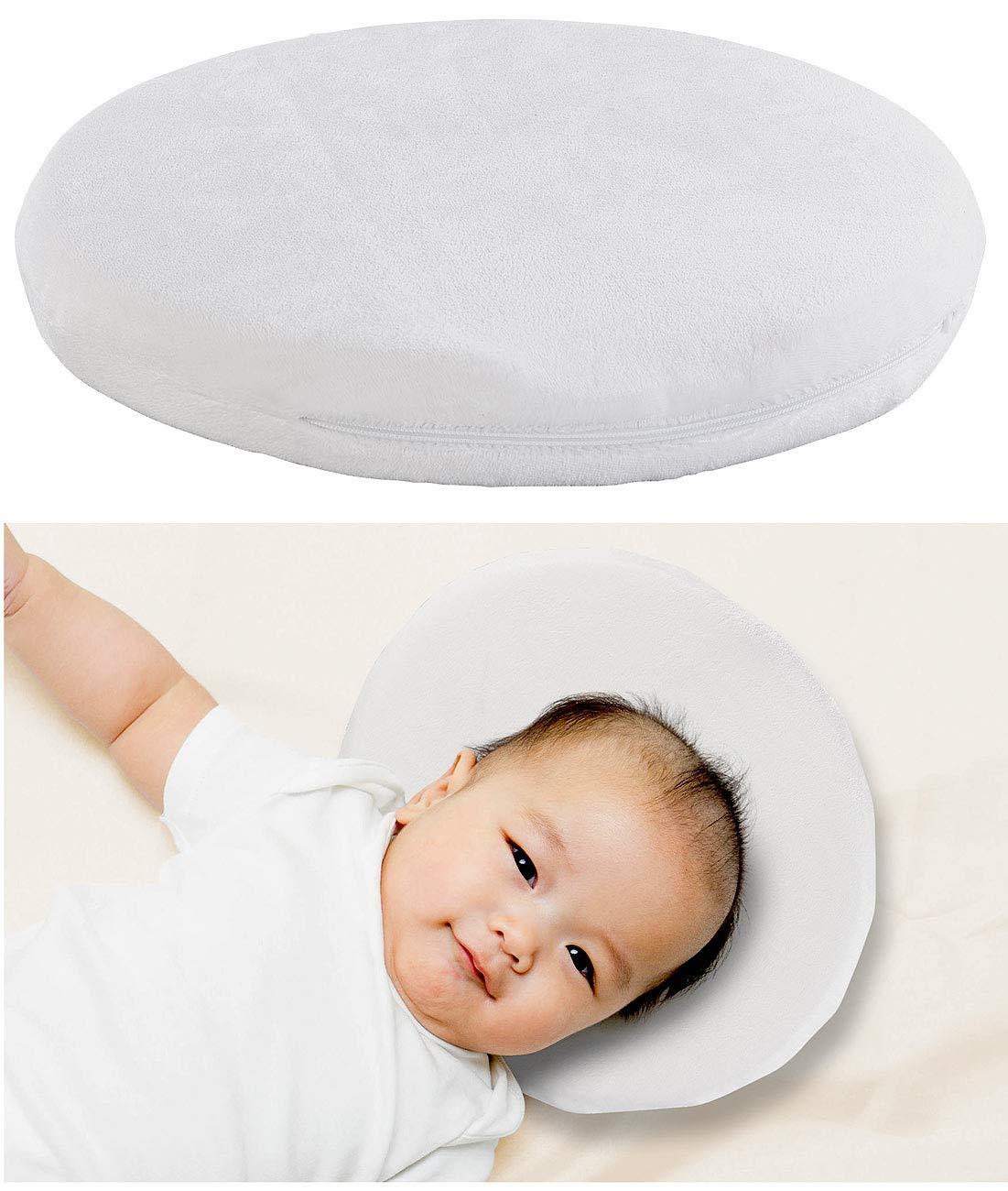 newgen medicals Baby Kissen: Memory-Foam-Kopfkissen f/ür Babys Baby-Kopfkissen OEKO-TEX/® Standard 100 ergonomisch