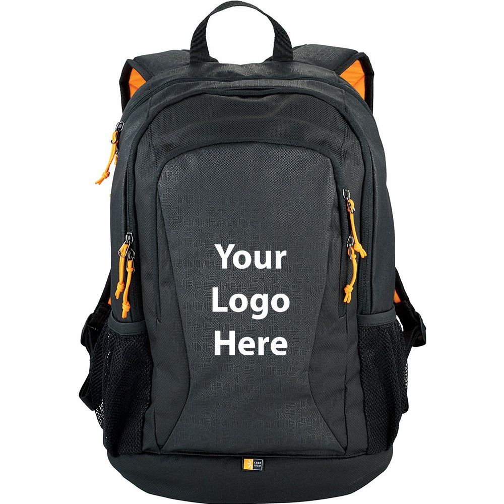 Case Logic Ibira 15'' Computer Backpack - 12 Quantity - $44.85 Each - PROMOTIONAL PRODUCT / BULK / BRANDED with YOUR LOGO / CUSTOMIZED