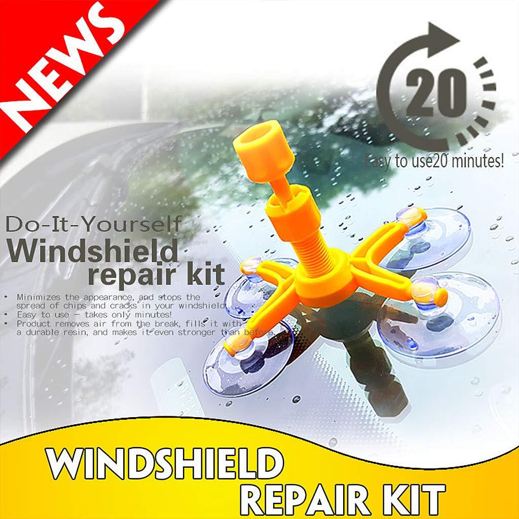 Kalttoy - Kit de reparación de parabrisas de cristal para ...