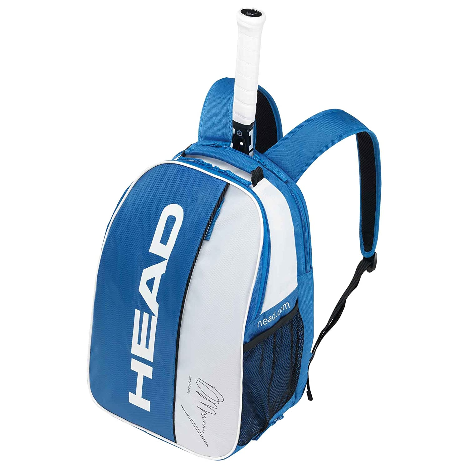 HEAD Murray Team Zaino, Blu/Bianco