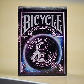 Bicycle Cartas de Juego Lunar Playing Cards - Rare Limited ...