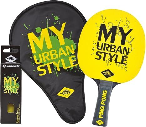 Donic-Schildkröt Urban Style Set de Regalo de Tenis de Mesa ...