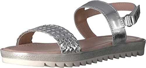 f6640ce5e90fc Amazon.com: Pazitos Womens Braided Sandal (Little Kid/Big Kid): Shoes