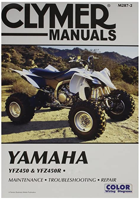 yfz 450r wiring diagram