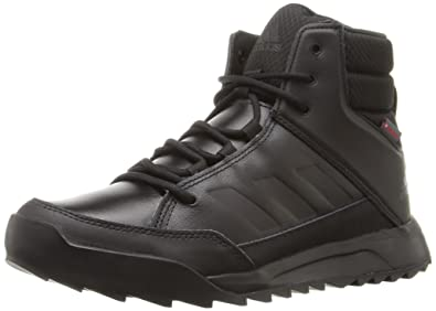 058bce116e091 adidas outdoor Women's CW Choleah Sneaker Leather Snow Boot, Black/Granite,  ...