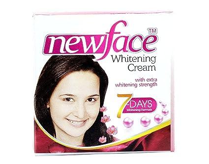 new face whitening cream