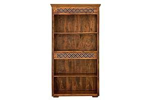 The Attic Ambient KL-1768 Bookshelf (Lacquered, Honey)