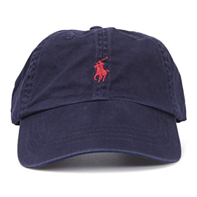 Ralph Lauren - Gorra de béisbol - para hombre NAVY CAP, SMALL PONY ...