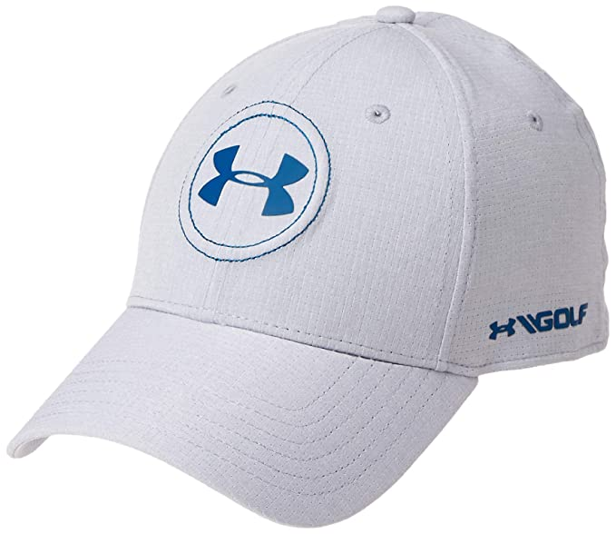 6b88d2cb5e7 Amazon.com  Men s Under Armour Jordan Spieth Tour Cap  Sports   Outdoors