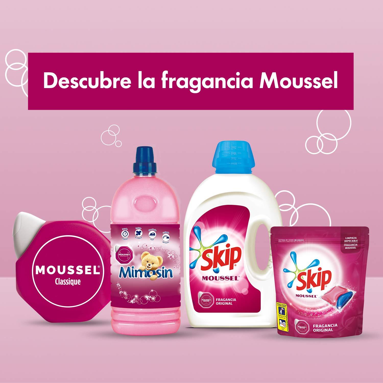 Mimosín Moussel Suavizante Concentrado para 78 lavados - 1 Botella: Amazon.es: Amazon Pantry