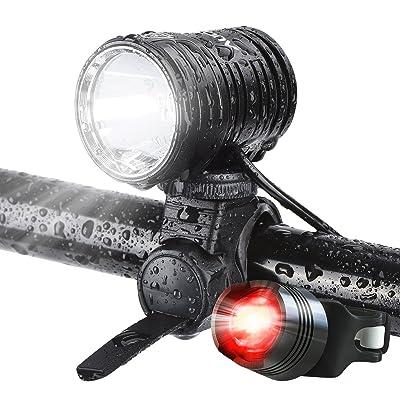Lumière Eclairage Etanche Led Arrière Avant Vélo Et Auopro 2bDY9IWEeH