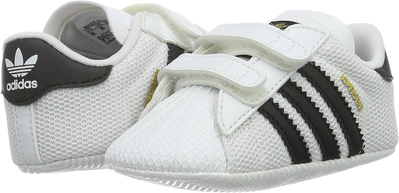 adidas Superstar Crib, Chaussures Premiers Pas Mixte bébé